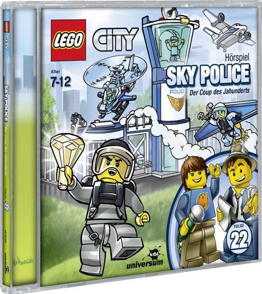 LEGO City Hoerspiel 22 534x600 - Gewinnspiel - LEGO City CD 22