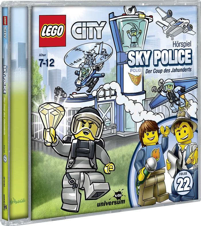 Gewinnspiel – LEGO City CD 22