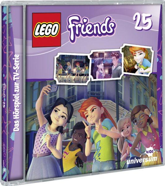 LEGO Friends CD25 534x600 - LEGO Friends - DVD 9, CDs 25 und 26 - Gewinnspiel