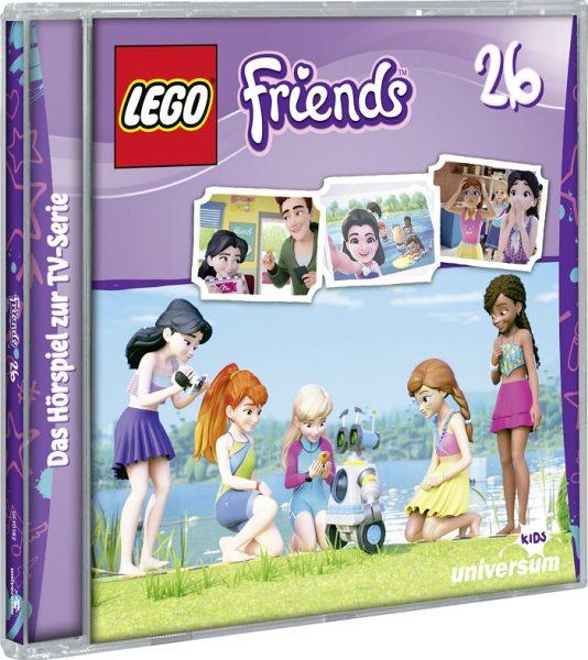 LEGO Friends CD26 534x600 - LEGO Friends - DVD 9, CDs 25 und 26 - Gewinnspiel