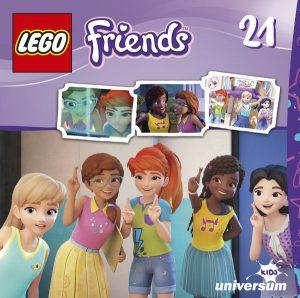 LEGO Friends CD 21 300x298 - LEGO Friends DVD 7 und CD 21 - Gewinnspiel - Rezension