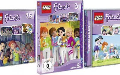 LEGO Friends DVD9 CD25 CD26 400x250 - LEGO Friends - DVD 9, CDs 25 und 26 - Gewinnspiel