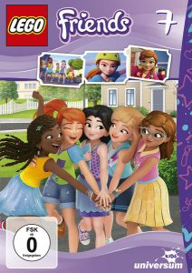 LEGO Friends DVD 7 212x300 - LEGO Friends DVD 7 und CD 21 - Gewinnspiel - Rezension