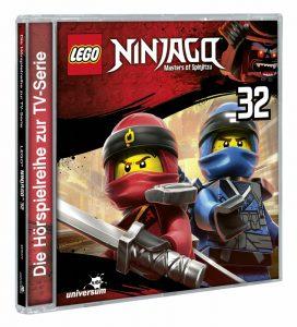 LEGO Ninjago CD32 272x300 - Rezension Lego Ninjago DVD und CDs
