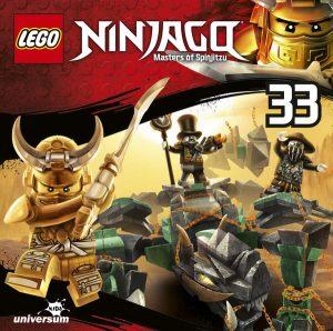 LEGO Ninjago CD 33 300x298 - Gewinnspiel Lego Ninjago CD 33, 34 und DVD 9.1
