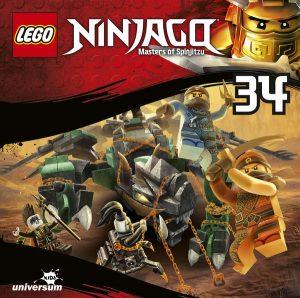 LEGO Ninjago CD 34 300x298 - Gewinnspiel Lego Ninjago CD 33, 34 und DVD 9.1