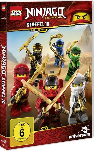 LEGO Ninjago DVD10 375x600 - LEGO NINJAGO - Staffel 10 DVD und CDs - Gewinnspiel