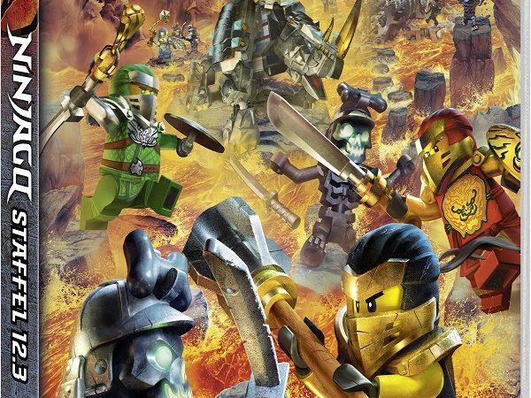 Gewinnspiel – LEGO NINJAGO Staffel 12