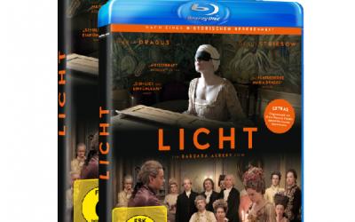 LICHT auf DVD und Blu-ray
