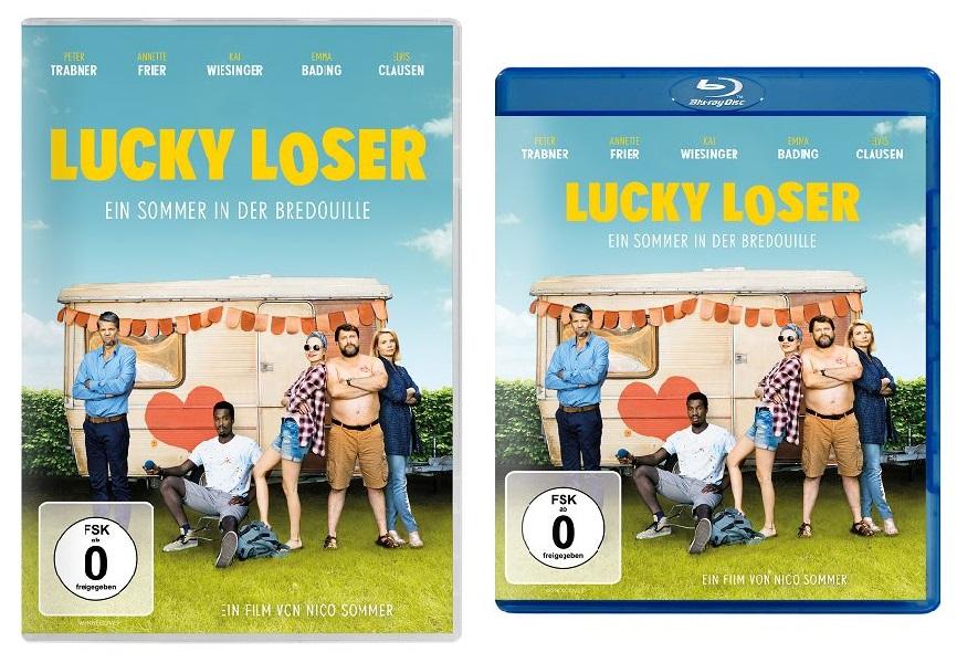 Gewinnspiel: LUCKY LOSER