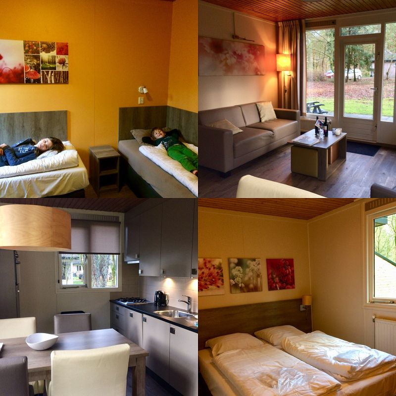 Landal Coldenhove 3 - Familienurlaub: Landal Coldenhove in Eerbeek
