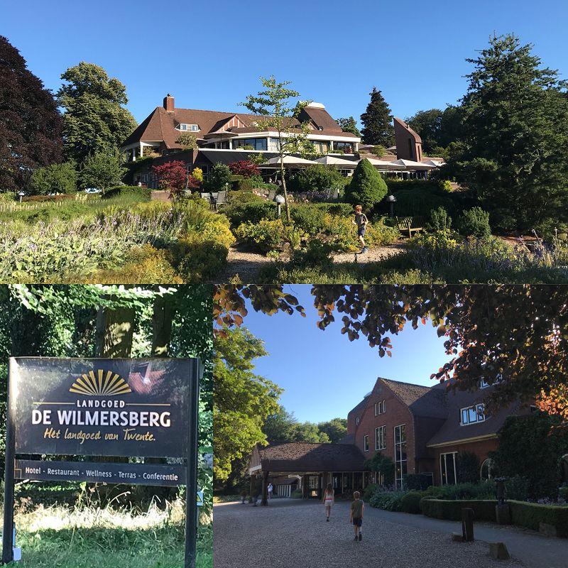 Familienurlaub: Landgoed de Wilmersberg in de Lutte