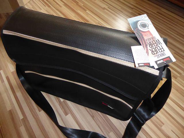Produkttest: Laptoptasche Scott von Feuerwear