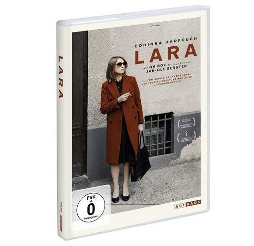 """Gewinnspiel & Rezension:                         """"Lara"""""""