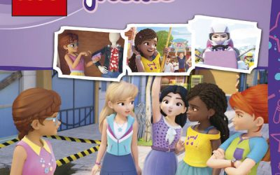 Lego Friends CD 22 400x250 - Gewinnspiel/Rezension - Lego Friends CD 22