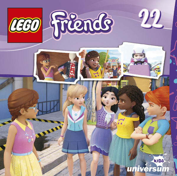 Gewinnspiel/Rezension – Lego Friends CD 22