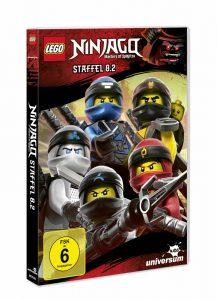Lego Ninjago DVD 8.2 217x300 - Rezension Lego Ninjago DVD und CDs