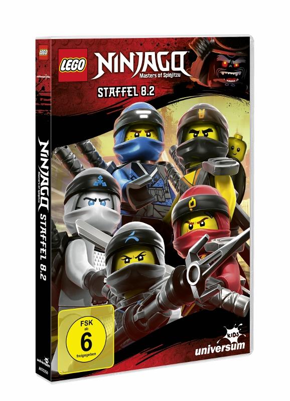 Rezension Lego Ninjago DVD und CDs