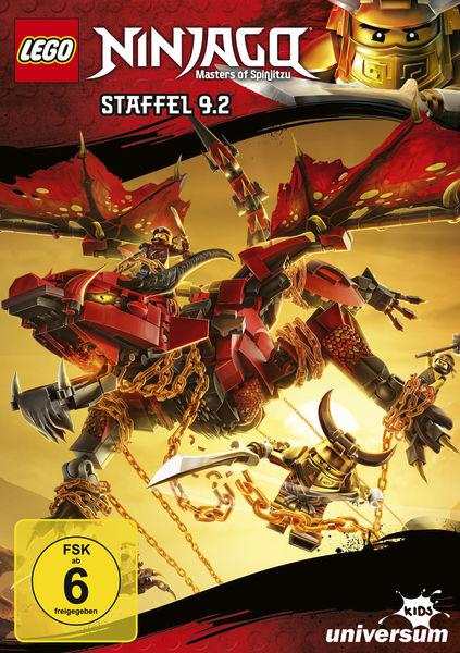 Lego Ninjago DVD 9.2 - Gewinnspiel - LEGO® NINJAGO® DVD 9.2, CD 35 und CD 36