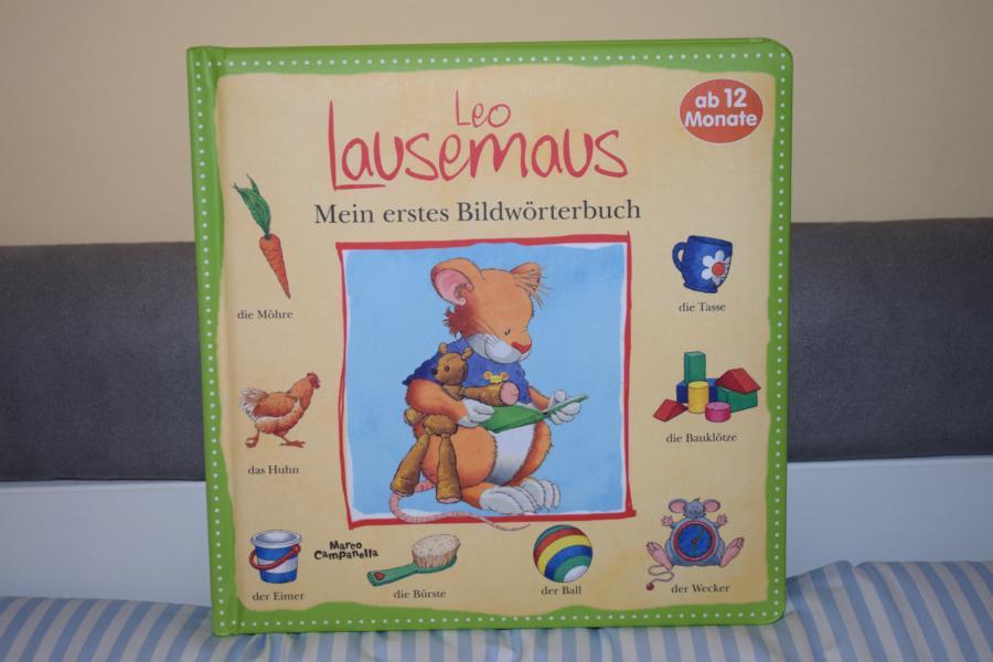 Leo Lausemaus – Mein erstes Bilderwörterbuch