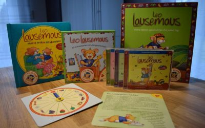 Leo Lausemaus Neuheiten 400x250 - Rezension: Leo Lausemaus Bücher und Hörspielspaß anlässlich des 15jährigen Jubiläums