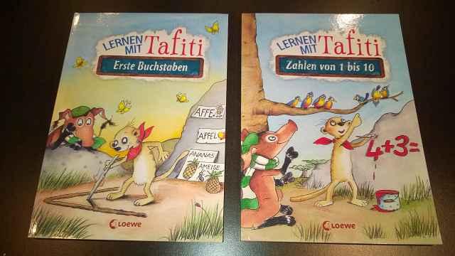 Lernen mit Tafiti (1)