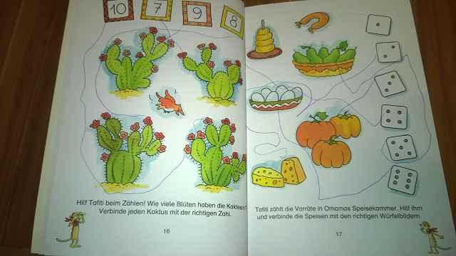 Lernen mit Tafiti (2)