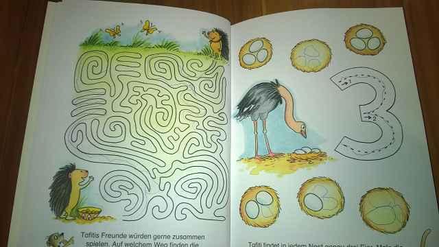 Lernen mit Tafiti (3)
