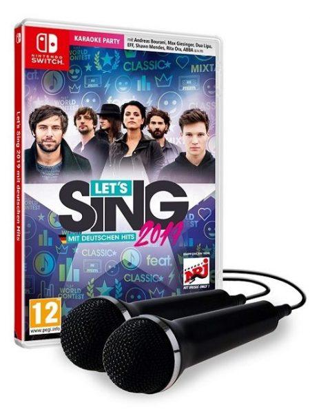 Lets Sing 2019 450x600 - Adventskalender Tür 7: Petzi DVDs und Let's Sing 2019