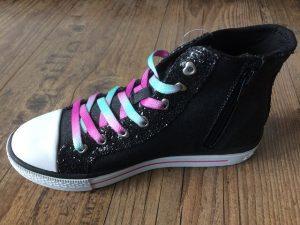 Leucht Sneakers von Deichmann 5 300x225 - Produkttest: Leucht-Sneakers von Deichmann
