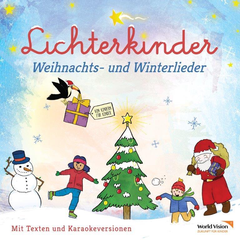 Rezension: Lichterkinder – Weihnachts- und Winterlieder