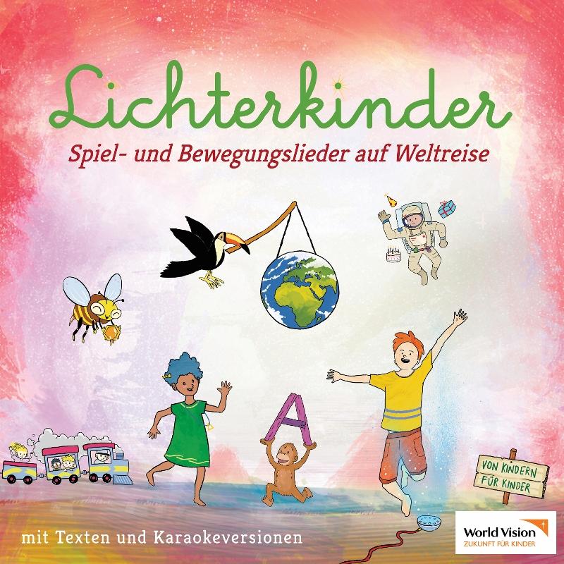 Lichterkinder-Weltreise/ Rezension und Gewinnspiel