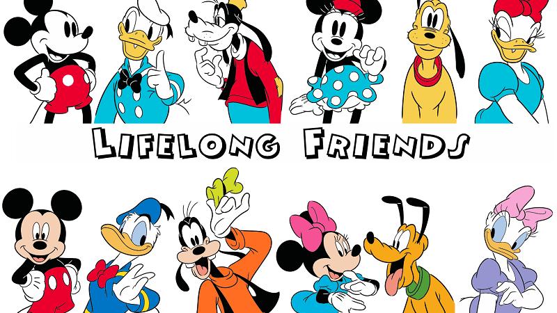 Gewinnspiel – Disney – Tag der Freundschaft