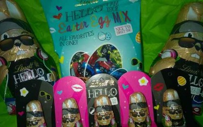 Lindt HELLO Happy Easter 1 400x250 - Produkttest: Lindt HELLO Happy Easter 2016