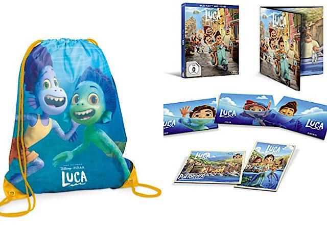 Gewinnspiel: Luca DVD