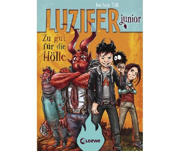 Gewinnspiel: Luzifer junior – Zu gut für die Hölle