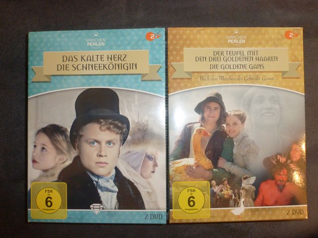 MÄRCHENPERLEN DVD BOX 3 4 4 - Weihnachtsgeschenk-Gewinnspiel: MÄRCHENPERLEN DVD-BOX 3 & 4