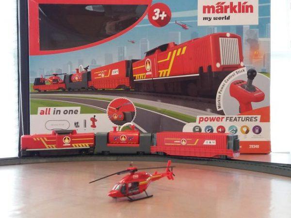Märklin my world  Feuerwehr