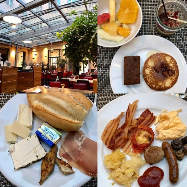 Mövenpick Hotel Berlin Frühstück 600x600 - Familienurlaub im Mövenpick Hotel Berlin