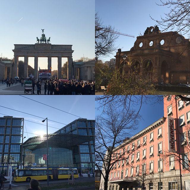 Berlin, eine Stadt für die ganze Familie