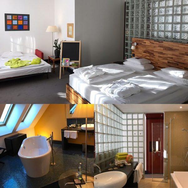 Mövenpick Hotel Berlin Zimmer 600x600 - Familienurlaub im Mövenpick Hotel Berlin