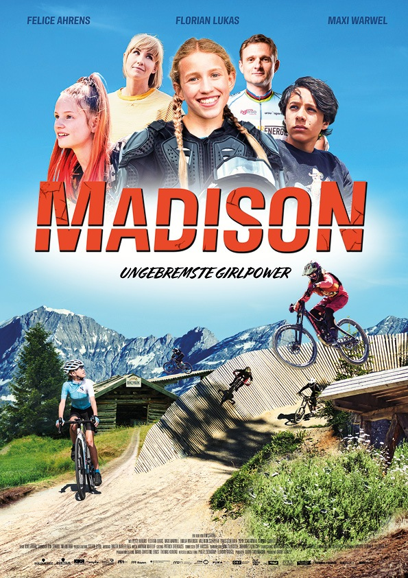 Gewinnspiel – Madison – ungebremste Girlpower