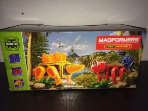 MAGFORMERS Dino Tego Set im Test 2 300x225 - Produkttest: Magformers Dino Tego Set