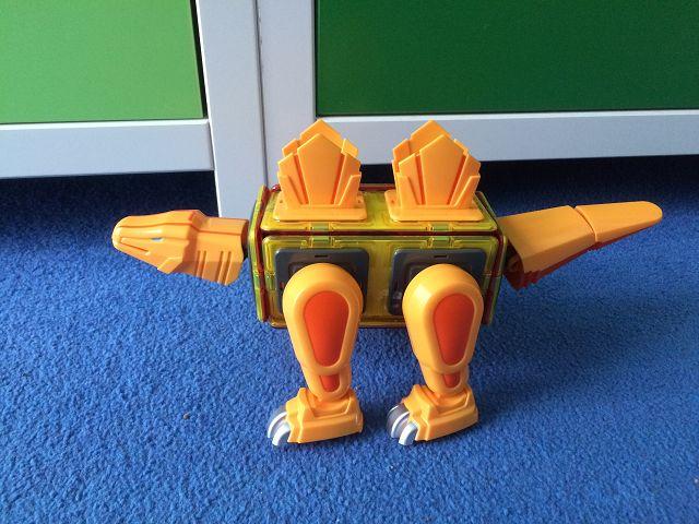 Produkttest: Magformers Dino Tego Set