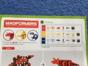 MAGFORMERS Dino Tego Set im Test 8 300x225 - Produkttest: Magformers Dino Tego Set