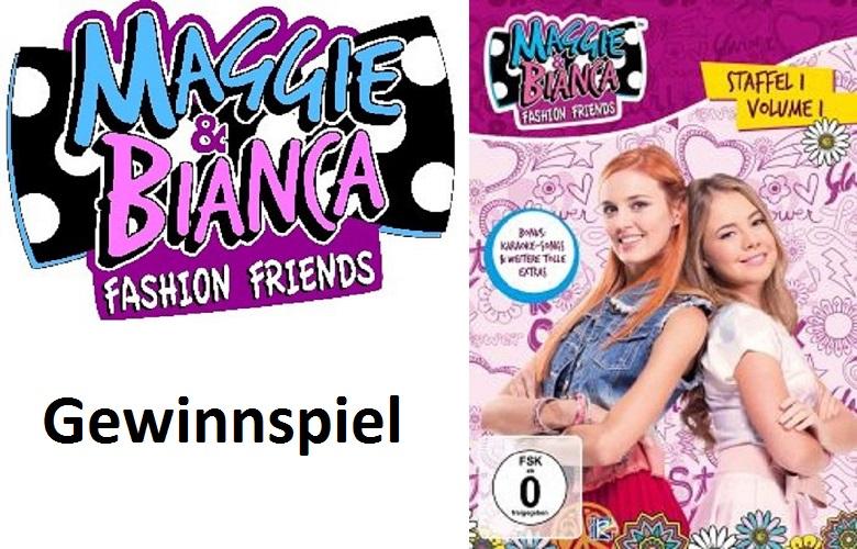 MAGGIE BIANCA – FASHION FRIENDS 1 Kopie - Gewinnspiel: MAGGIE & BIANCA – FASHION FRIENDS Staffel 1