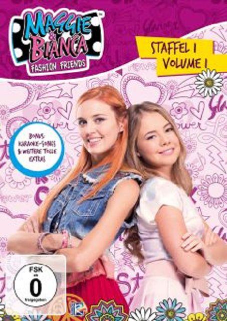 MAGGIE BIANCA – FASHION FRIENDS 2 - Gewinnspiel: MAGGIE & BIANCA – FASHION FRIENDS Staffel 1