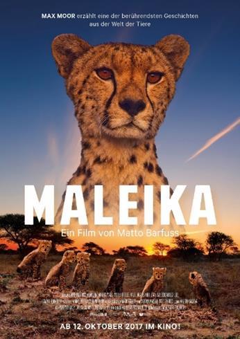 MALEIKA 3 - Gewinnspiel: MALEIKA von Gepardenmann Matto Barfuss