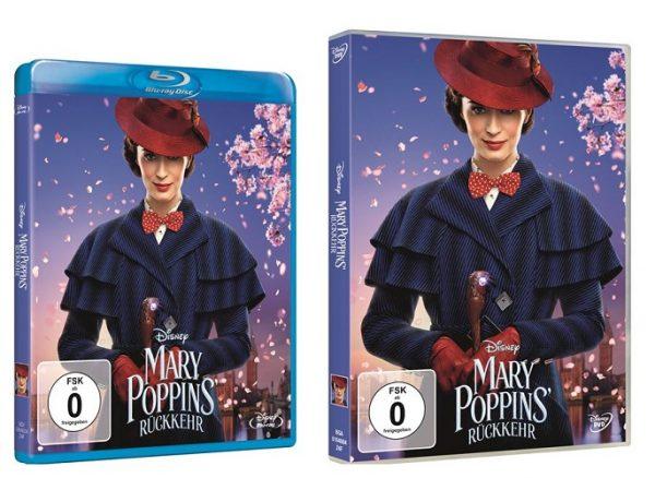 MARY POPPINS RÜCKKEHR Heimkinostart Gewinnspiel (5)