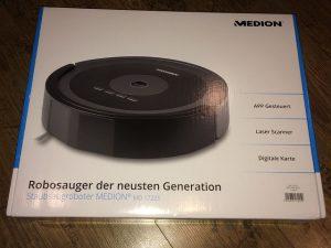 MEDION MD 17225 Saugroboter 11 300x225 - Produkttest: MEDION MD 17225 Saugroboter
